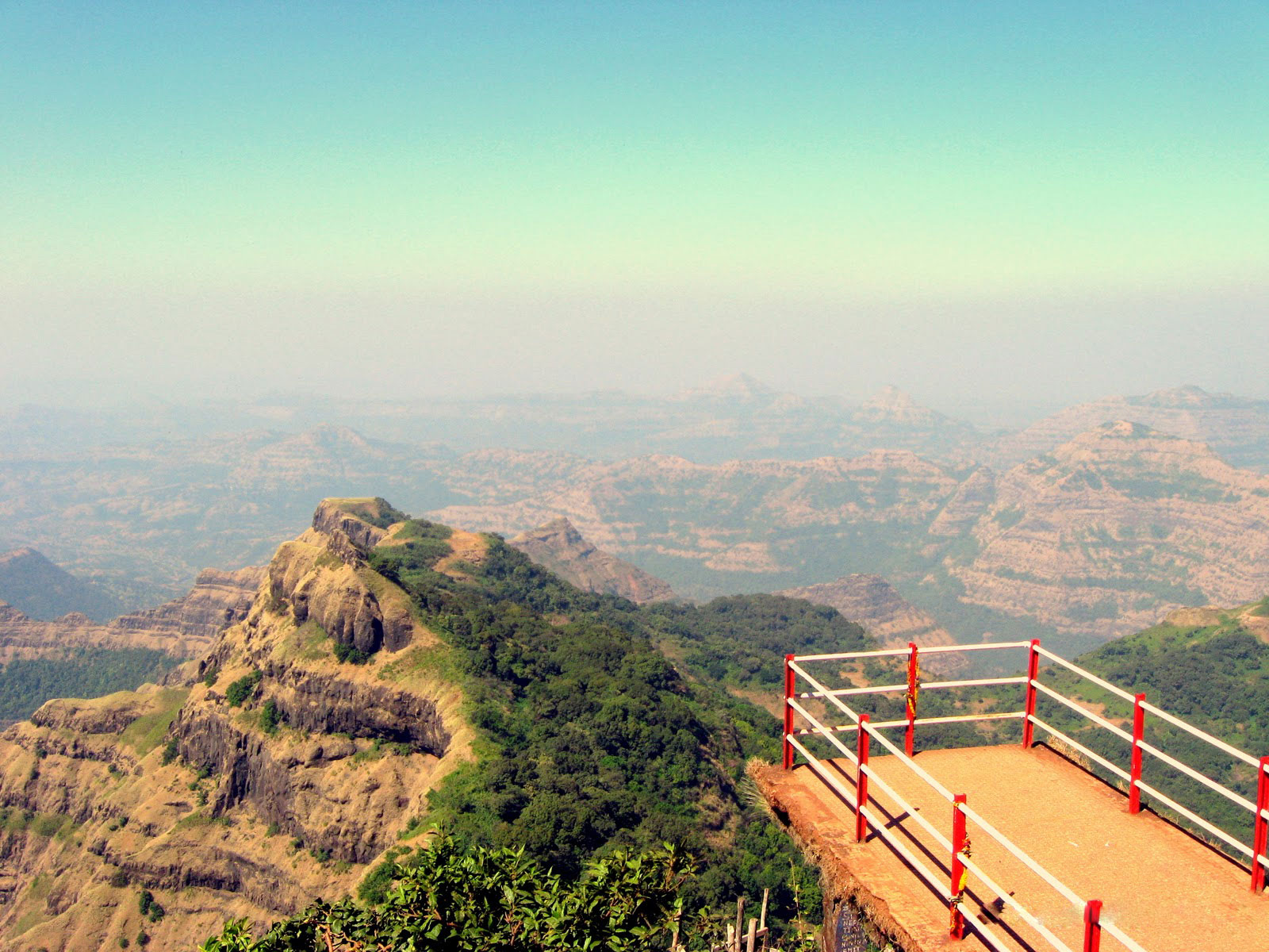 Panchgani India  city photos : Hill Stations in South India | India Travel Guide