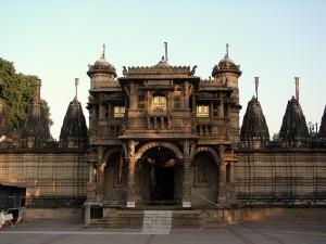 Hatheesing Jain Temples