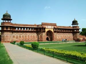 Jahangir Mahal Agra