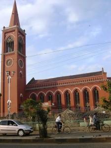 Ohel David Synagogue Pune