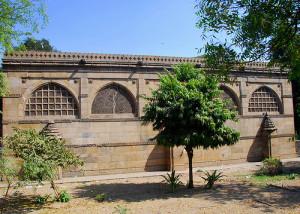 Sidi Sayed Mosque Ahmedabad