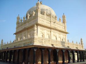 Tipu's gumbaz - Mysore