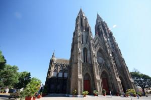 st. philomena church mysore