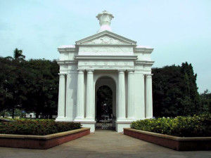 Aayi Mandapam bharathi park