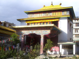 Tibetan Monastery Manali