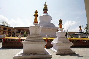 Do Drul Chorten - Gangtok