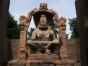 Lakshmi ( ugra ) Narasimha Hampi