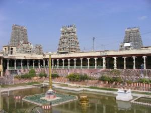 Meenakshi Sundareswarar Temple Madurai