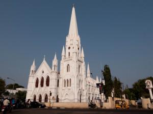 San Thome Cathedral Basilica Chennai