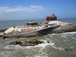 Vivekananda Rock Memorial - kanyakumari