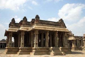 pavilion -Vittala Temple