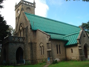 Anglican Church kasauli