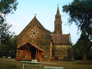Christ Church pachmarhi