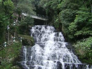 Elephant Falls shillong