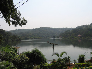 Mayem Lake in goa