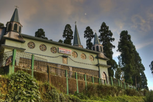 St. Paul's Church Kurseong