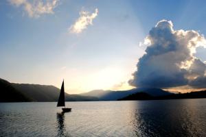 Umiam Lake shillong