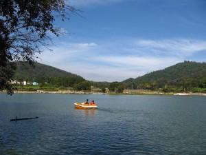 Yelagiri Punganoor Lake