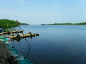 chunnambar backwaters
