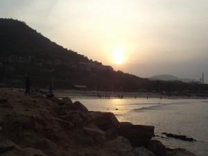 rusikonda beach