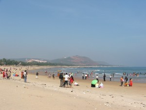 rusikonda beach vizag