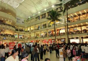 shopping in bangalore