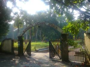 Kamala Nehru Park Mumbai