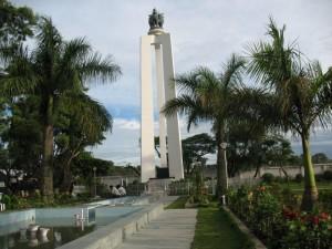 Shaheed Minar Imphal