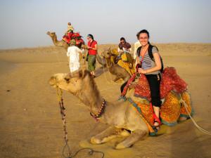 camel-safari Jodhpur