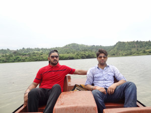enjoy boating at tikkar taal, morni hills