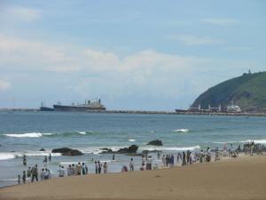 ramakrishna beach vizag