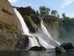 Athirappilly Falls Kerala