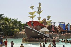 water kingdom mumbai ship