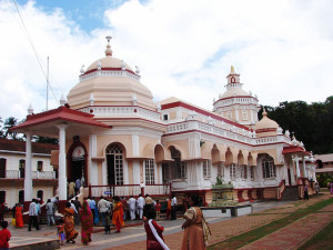 Sri Mangesh Temple Goa