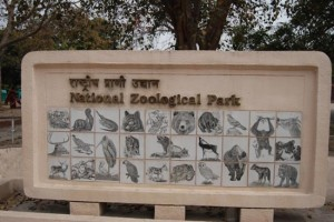 National Zoological Park delhi