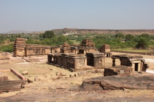 Galaganatha Temple Complex Aihole