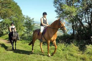 Horse Riding in nainital