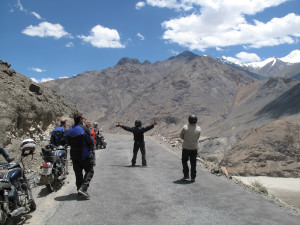 Motorbike tour in Ladakh