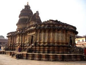 vidyashankara temple sringeri