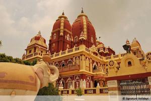 Laxmi Narayan Temple delhi