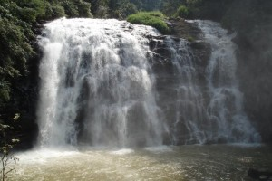 Abbey Falls Waterfalls In Karnataka