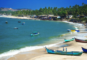 Anjuna Beache Goa Things to do in Goa