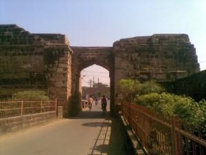 Barabati Fort Cuttack Barabati Fort Cuttack - Orissa