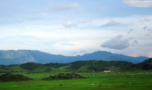 Champhai Hills Mizoram Tourism - Mizoram Tourist Places