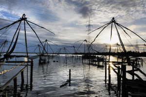 Chinese Fishing Nets Fort Kochi Kochi ( Cochin ) travel guide