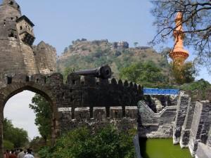 Daulatabad Fort 2 Visiting the Daulatabad Fort