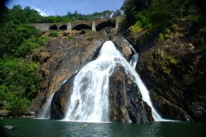 Dudhsagar Waterfall Waterfalls In Goa