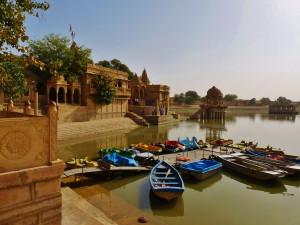 Gadisar Lake Jaisalmer Gadisar Lake Jaisalmer