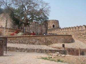 Jhansi Fort Jhansi Tourist Places