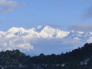 Kanchenjunga View TIGER HILL Places To Visit In Darjeeling